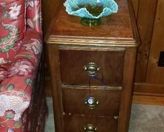 3 drawer side table (2)