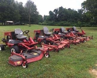Toro Tractors