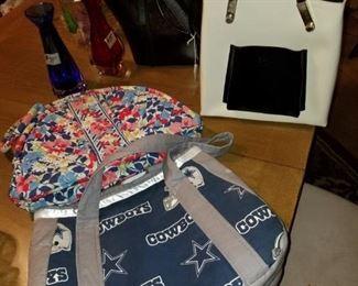 Vera Bradley purses and bags