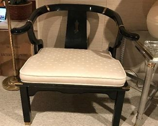Horseshoe Lounge Chair by Century Chair Co.