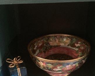 Maling bowl