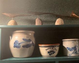 Rowe-Harvey-Rowe pottery