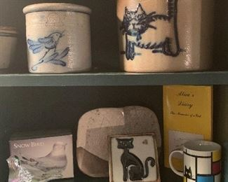 Rowe-Beaumont pottery