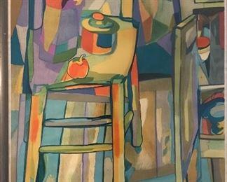 Esteve Peintures 1935-1947 Galerie  Louis Carre