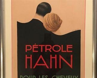 Andre Wilquin (1930) Petrole Hahn