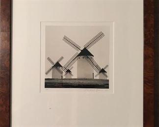 Michael Kenna 31/45 1996  Windmills