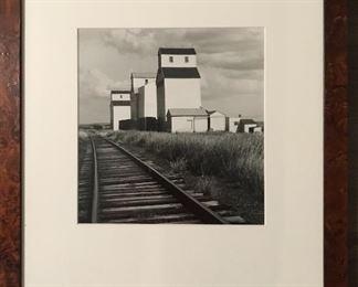 Michael Kenna Grain Elevators