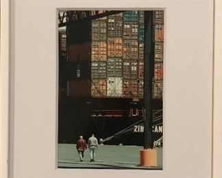 Shipping Containers New York Times Photography