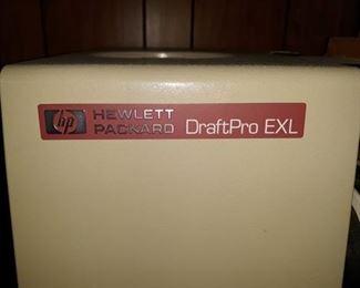 Hewlett Packard DraftPro EXL