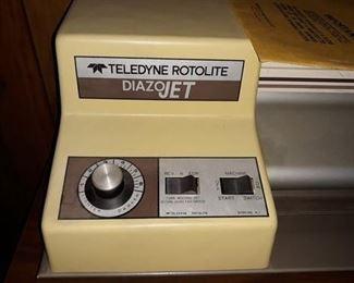 Teledyne Rotolite DiazoJet