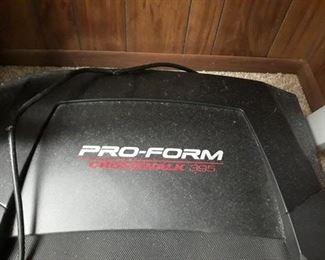 Pro-Form Crosswalk Treadmill