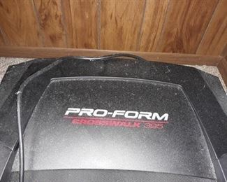 Pro-Form Crosswalk Treadmill