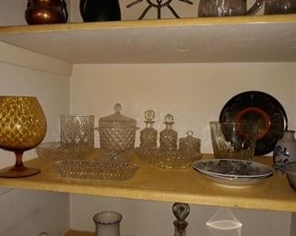 Glassware and Tableware