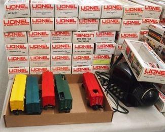 Ring II - Lionel Trains