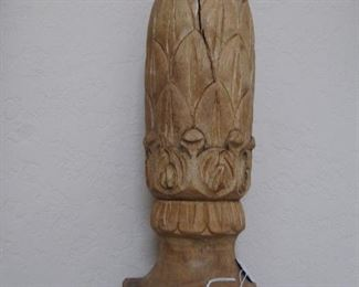 carved wood decorative
