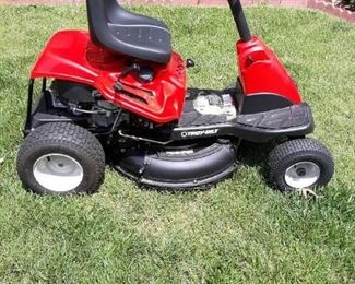 Lawnmower has been sold on presale, if you would like to take advantage of presales, Like my business page on fb Angela's Stuff and click on the estate sale link.