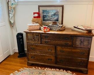 Dresser has been sold on presale, if you would like to take advantage of presales, Like my business page on fb Angela's Stuff and click on the estate sale link.