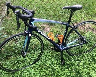 Trek 400 carbon road bike