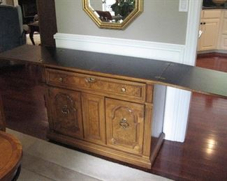Another picture of Thomasville Serving Cabinet...