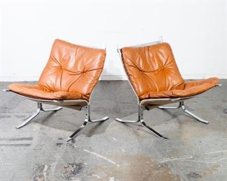 Ingmar Relling Lounge chairs / Sling chairs