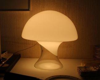 Gino Vistosi  Mushroom lamp
