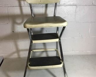 Vintage Cosco Step Stool