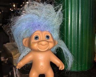 1960'/70's troll doll...
