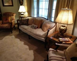 Wonderful Antique sofa and chairs