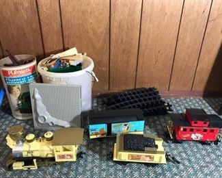 Train, Legos, and Logs https://ctbids.com/#!/description/share/171988