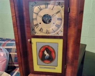 Early Wall Clock