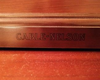 Cable-Nelson brand