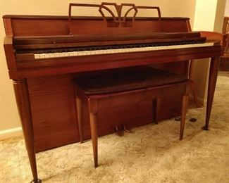 Beautiful upright home piano