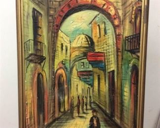 Archway in Jerusalem https://ctbids.com/#!/description/share/171869