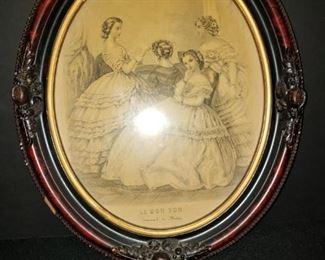 French victorian framed art https://ctbids.com/#!/description/share/171902