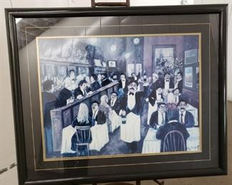 Washington Square Bar & Grill by Guy Buffet. https://ctbids.com/#!/description/share/171977