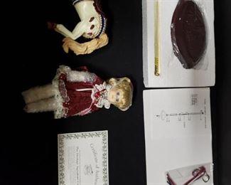 Hailey Heritage Signature Porcelain Doll https://ctbids.com/#!/description/share/171912