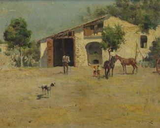 ADOLFO CARLO BARONE ITALIAN