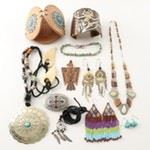 Southwestern Inspired Fashion Jewelry Grouping
