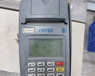 First date Fd100 credit card reader