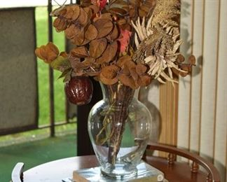 Vase and Plant