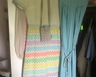 Vintage Polyester Dresses