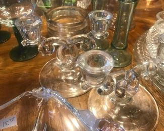 Crystal and Glass Decoratives