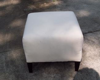 Crate and Barrel Ottoman