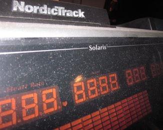 Norditrack Solaris Treadmill
