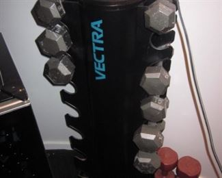 Vectra Weights