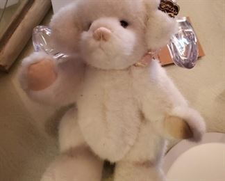 Annette Funicello Collectible Bear