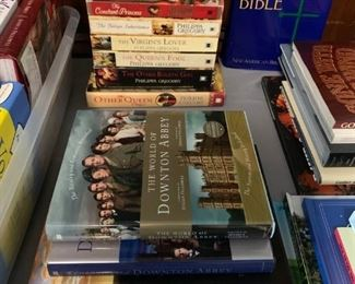 Tons Of Great Books Downton Abbey