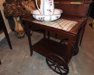 Sweet Tea cart