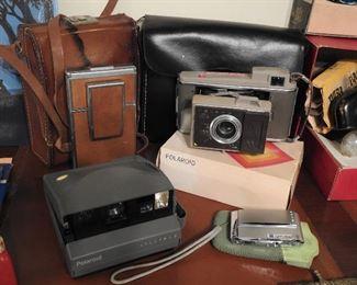 Vintage & Newer Cameras