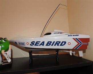 Seabird Model...for display